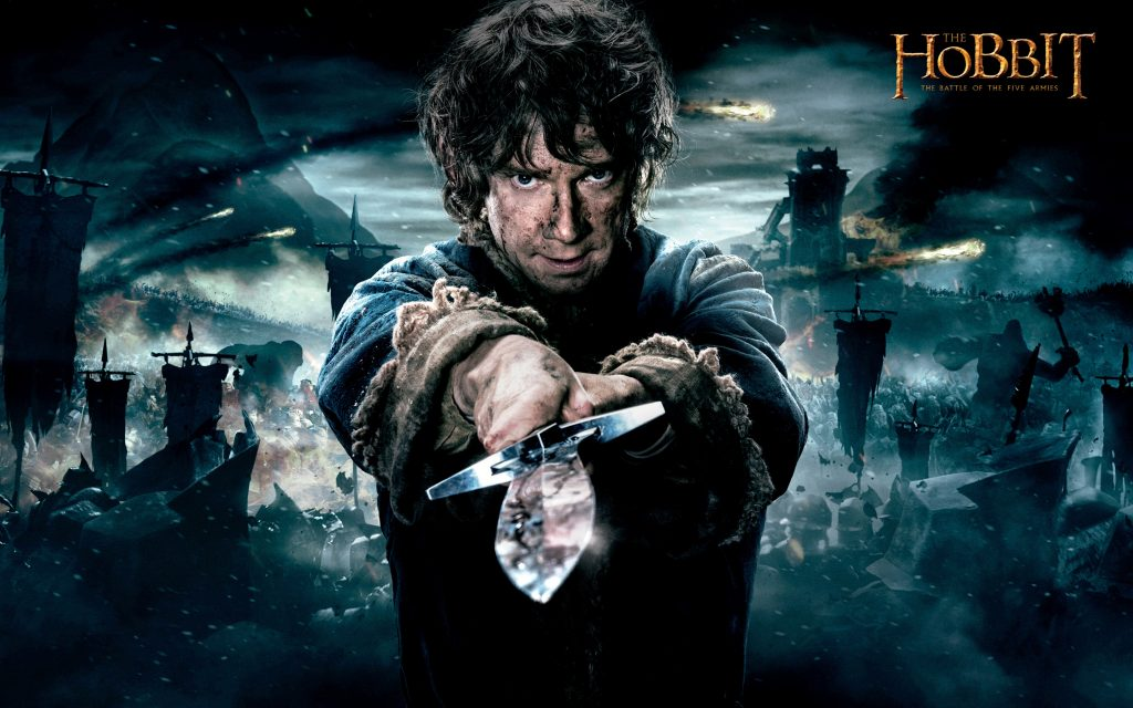 The Hobbit: The Battle Of The Five Armies Widescreen Wallpaper