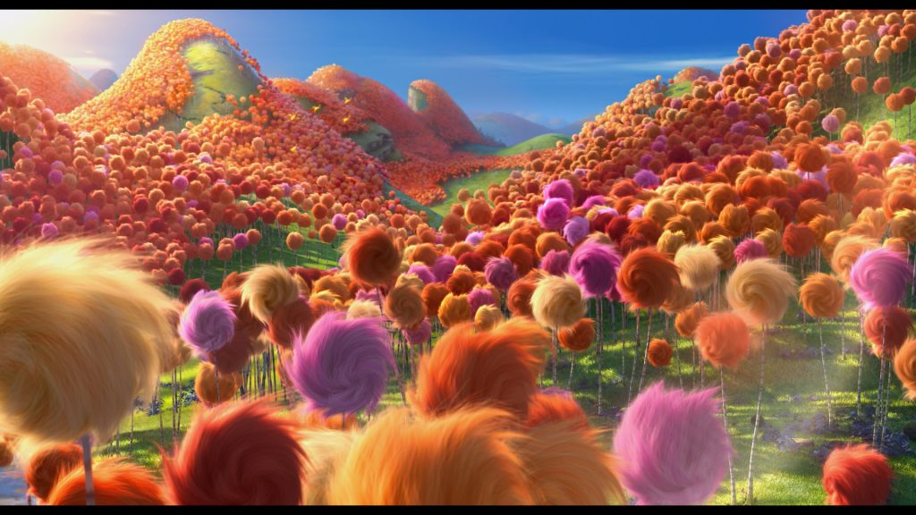 The Lorax 4K UHD Wallpaper