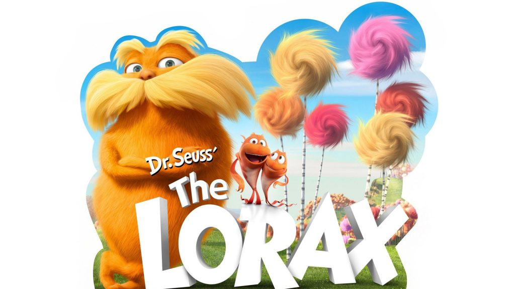 The Lorax Full HD Wallpaper