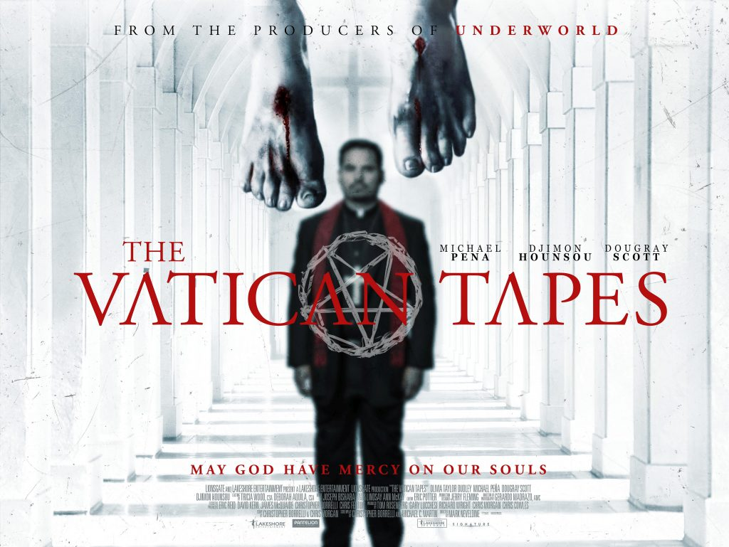 The Vatican Tapes Wallpaper