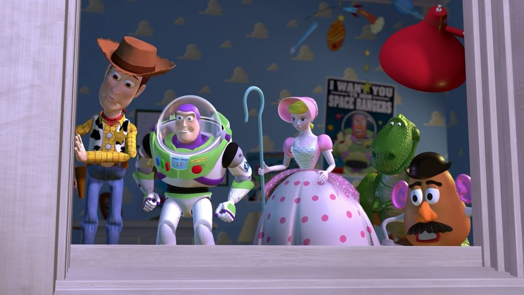 Toy Story Full HD Background