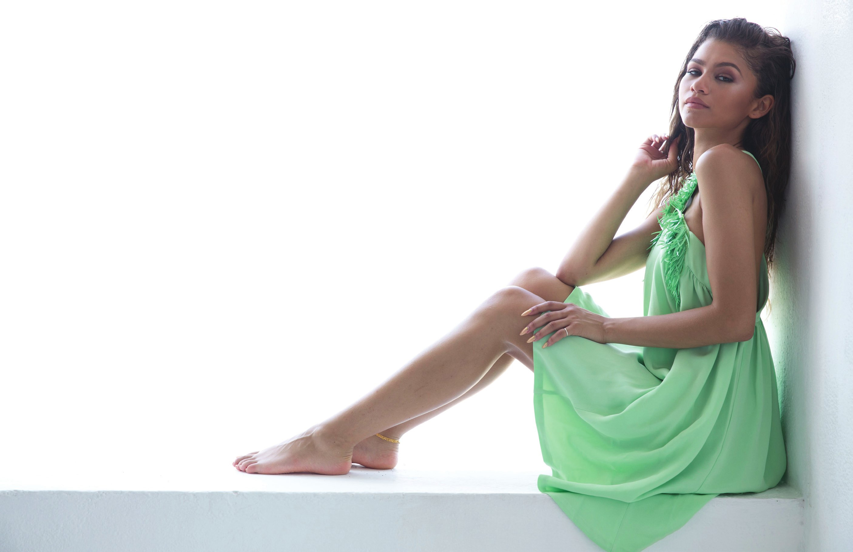 Zendaya Wallpapers, Pictures, Images Zendaya Feet