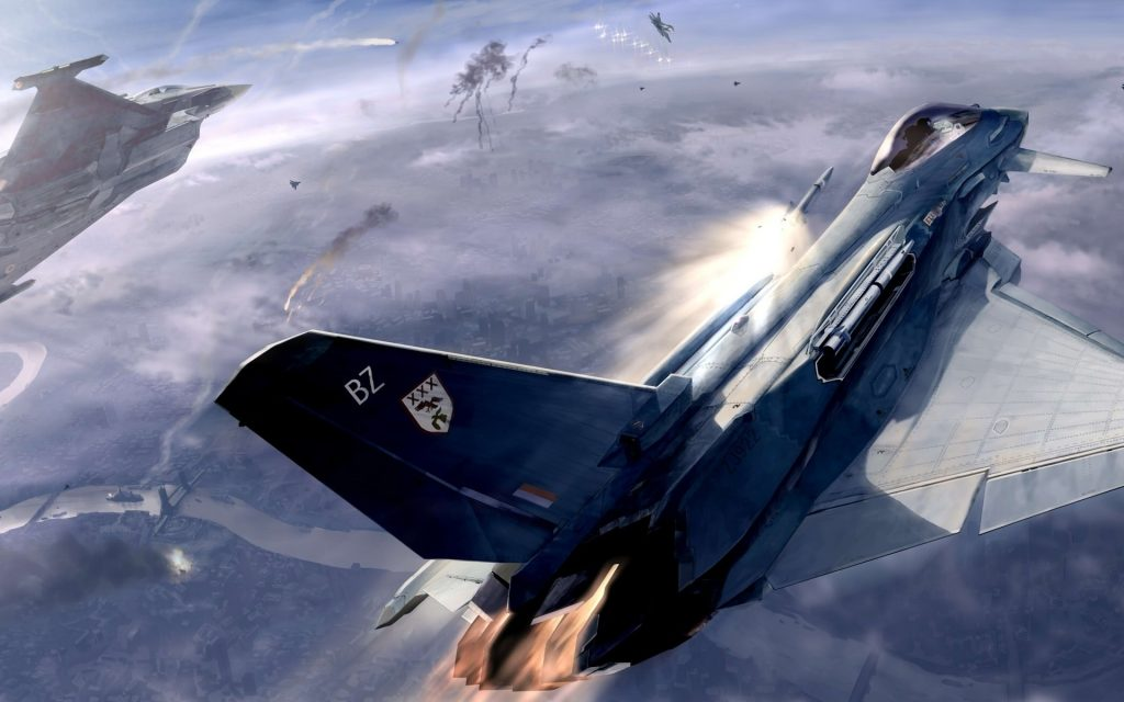 Ace Combat Widescreen Wallpaper