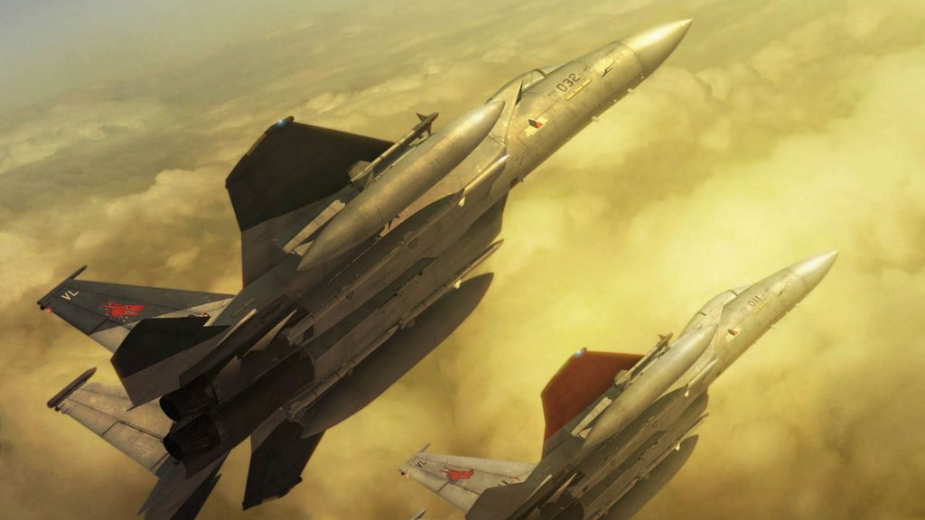 Ace Combat Full HD Wallpaper