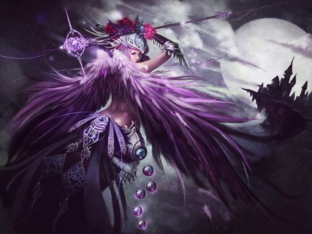 Aion Background