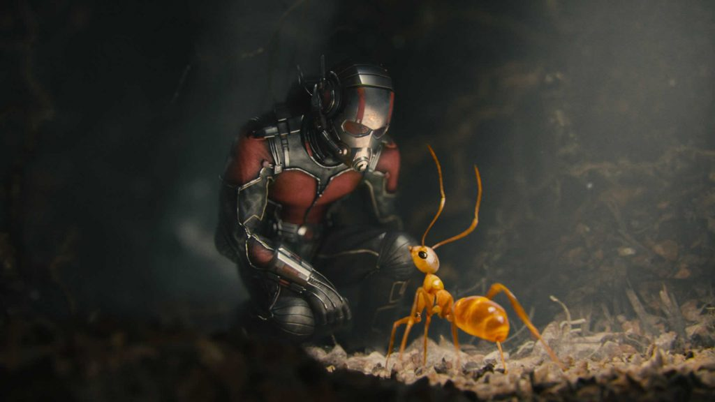 Ant-Man Background