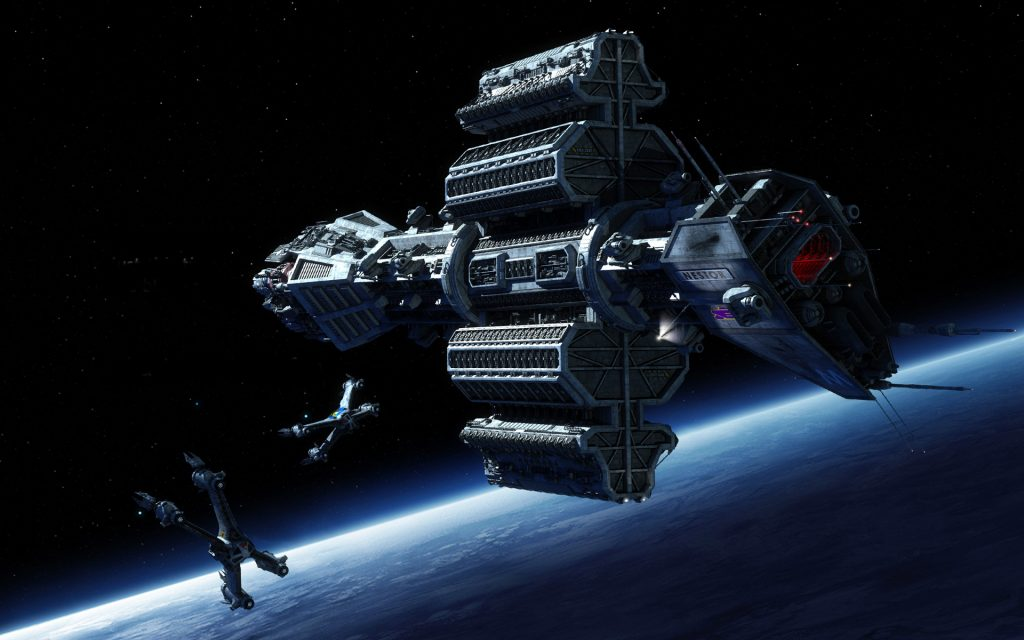 Babylon 5 Widescreen Wallpaper
