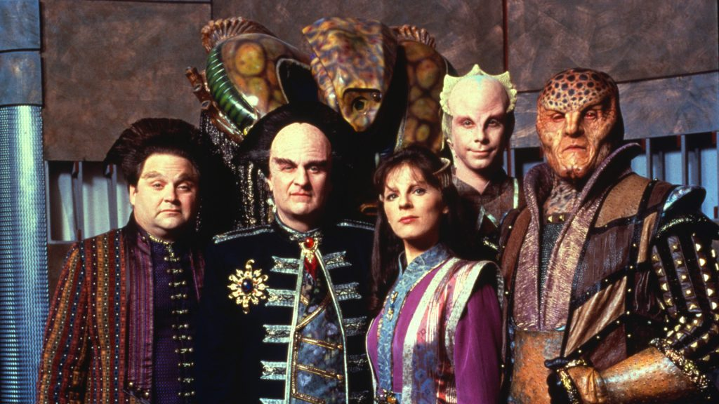 Babylon 5 Full HD Wallpaper