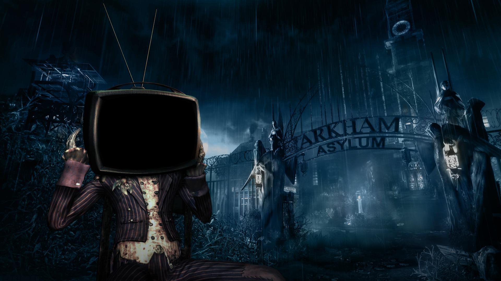 batman arkham asylum wallpapers pictures images
