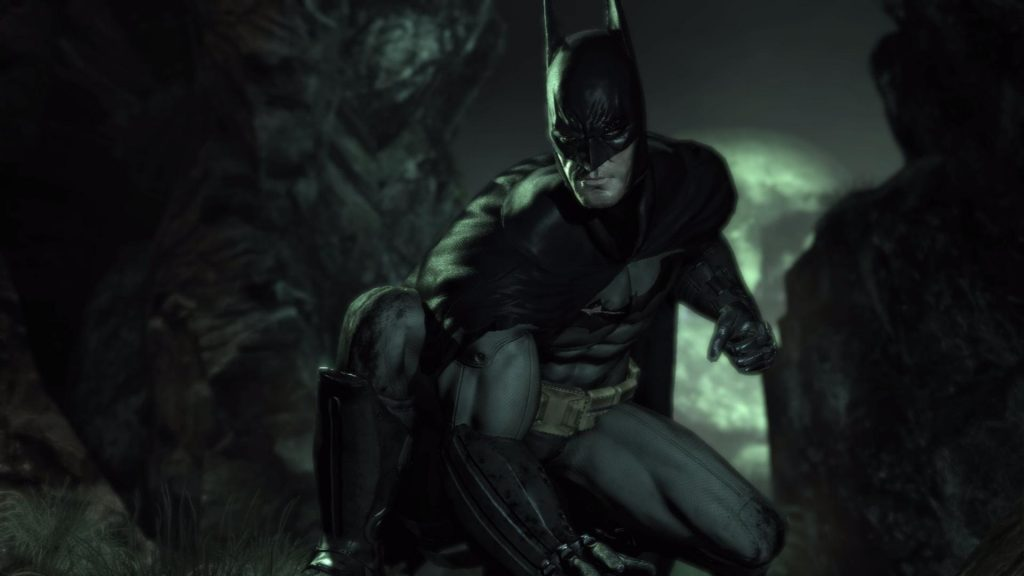 Batman: Arkham Asylum Full HD Wallpaper