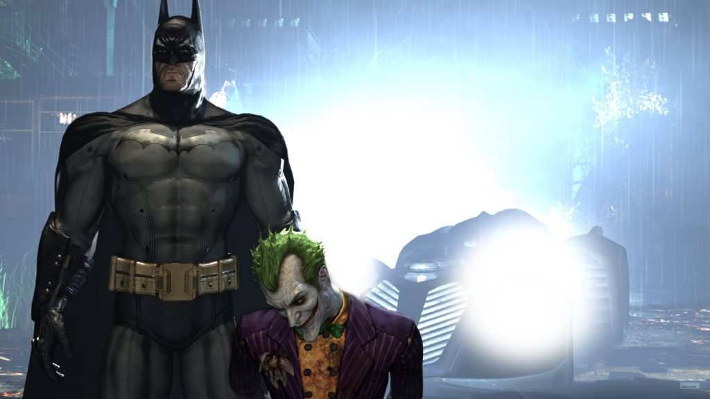 Batman: Arkham Asylum Wallpaper