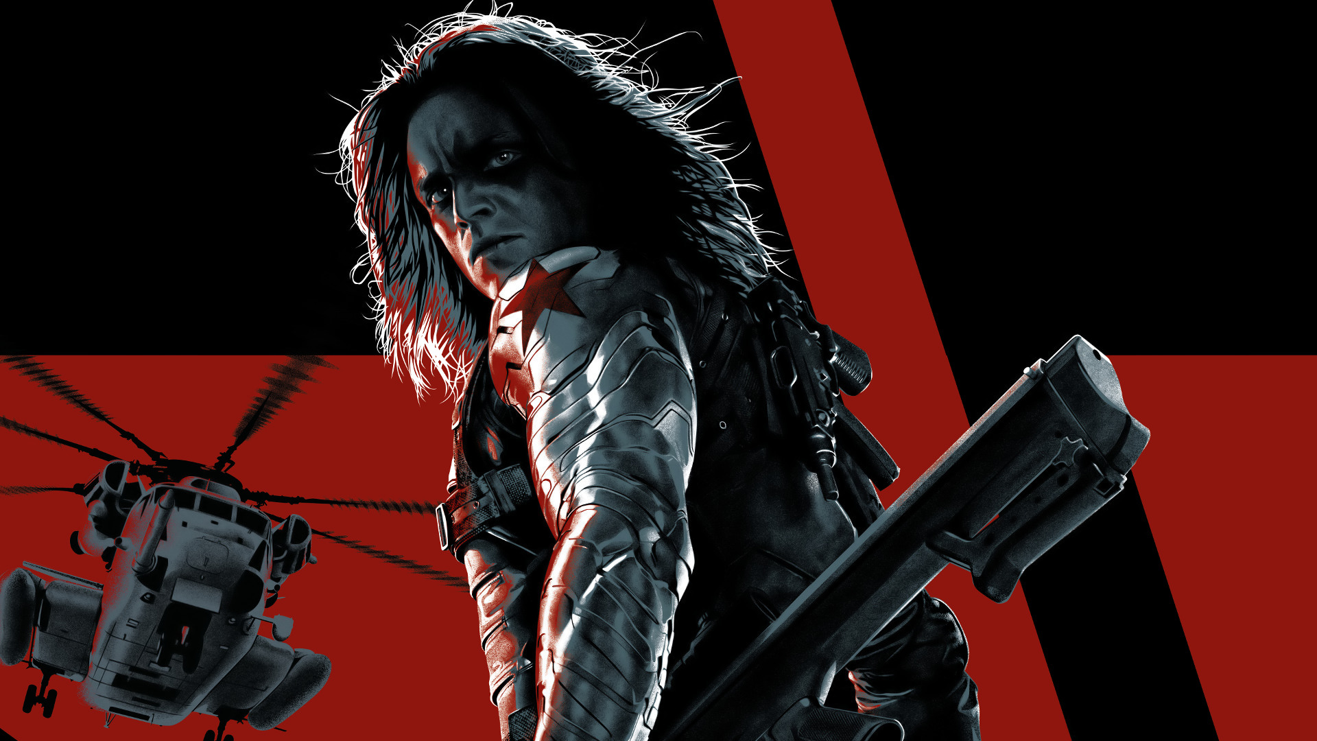 Captain America: The Winter Soldier Wallpapers, Pictures ...