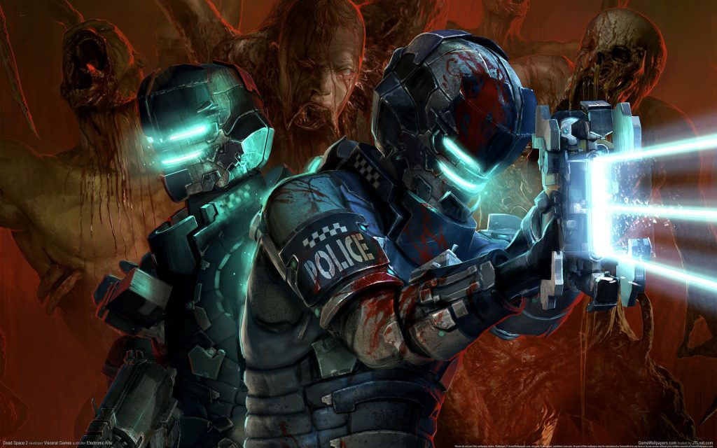 Dead Space Widescreen Background