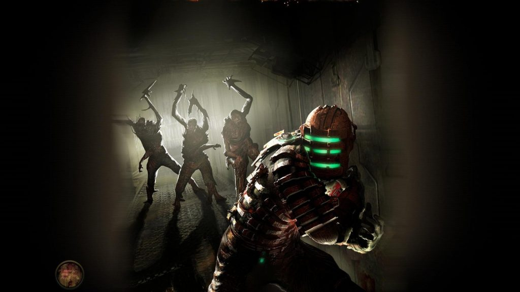 Dead Space Full HD Background