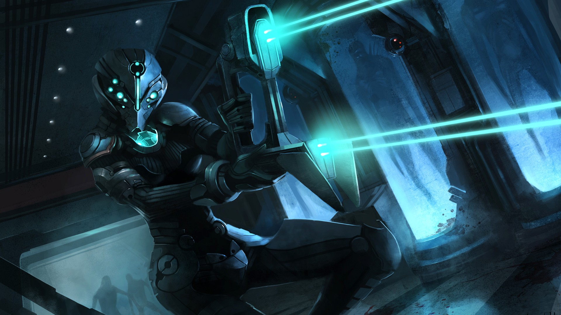 Dead Space Backgrounds, Pictures, Images