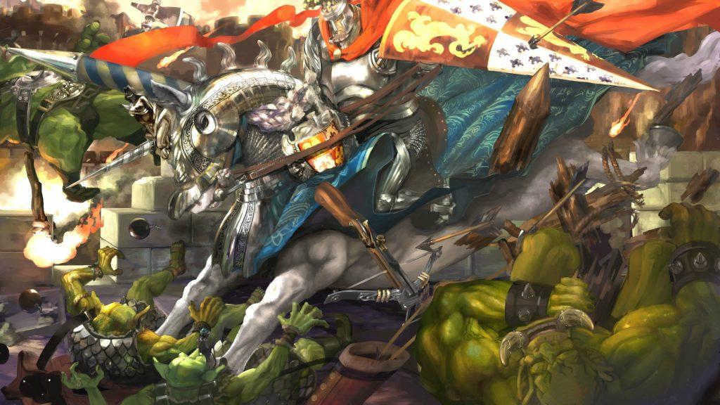 Dragon's Crown Wallpaper