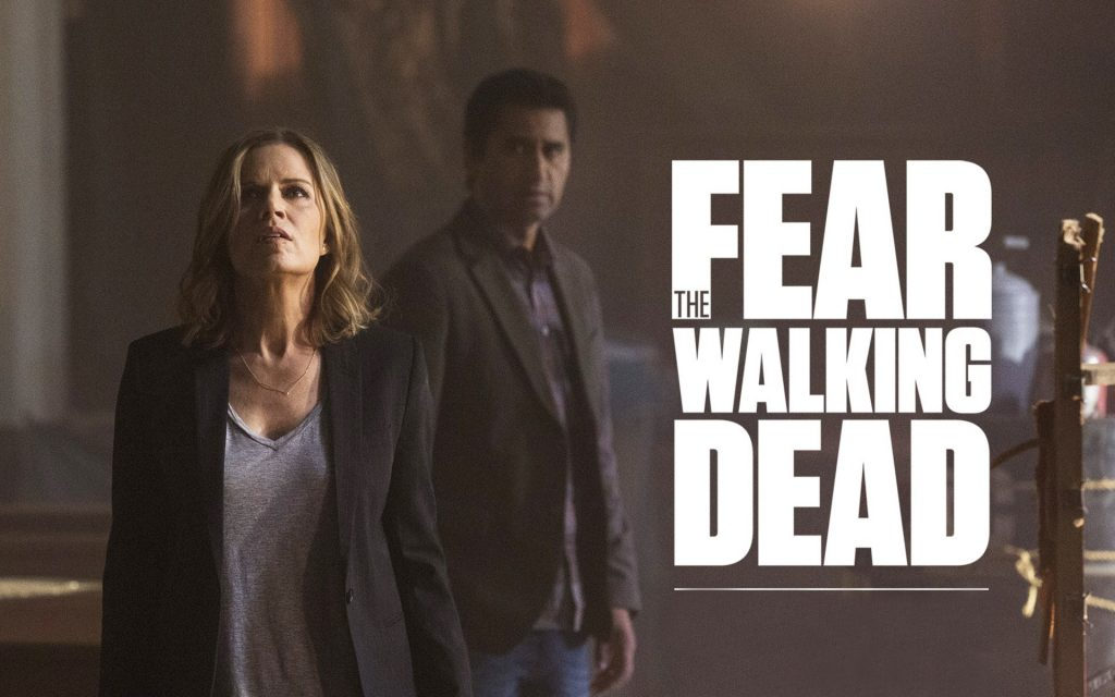 Fear The Walking Dead Widescreen Background