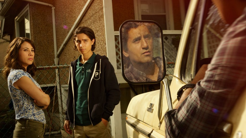 Fear The Walking Dead Full HD Background