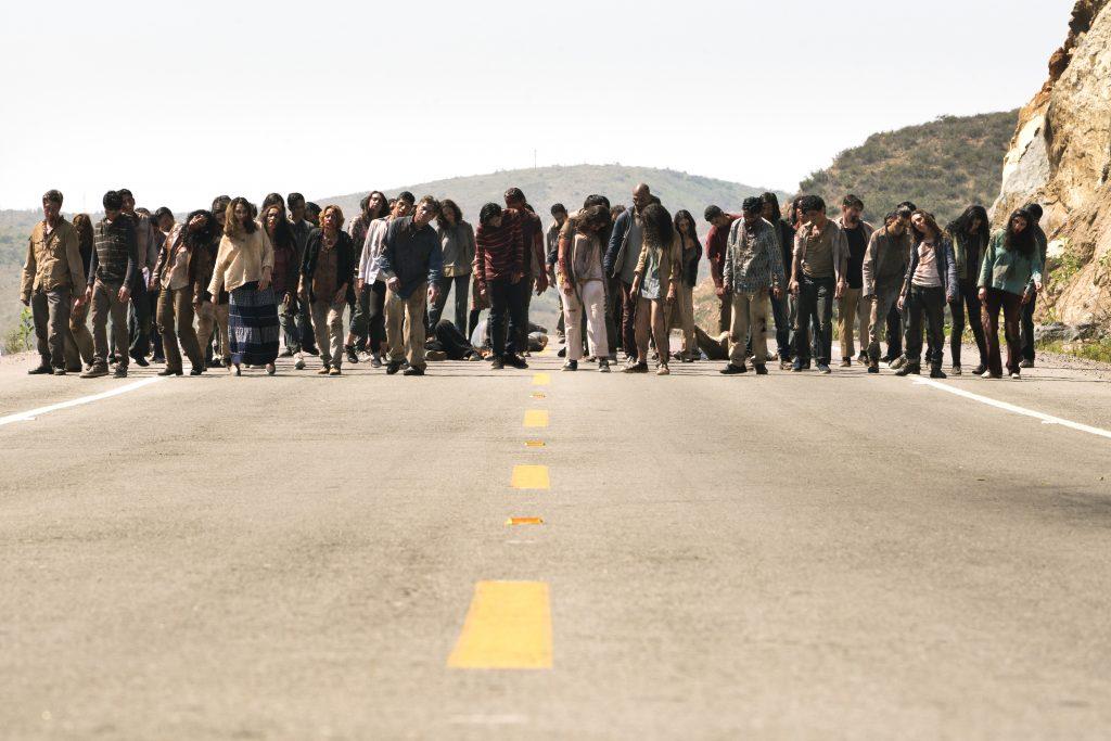 Fear The Walking Dead Background