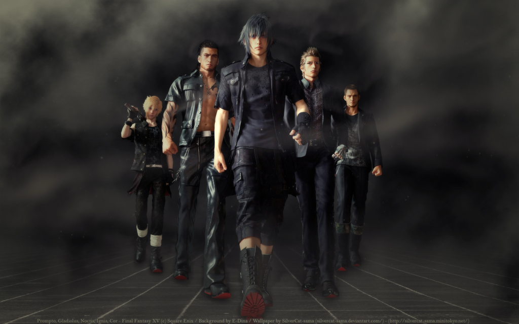 Final Fantasy Xv Wallpaper 78 Images: Final Fantasy XV Backgrounds, Pictures, Images