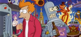 Futurama HD Backgrounds