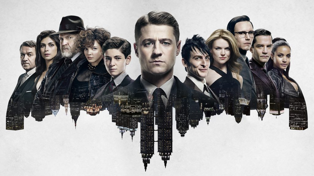 Gotham Full HD Background