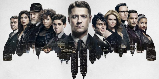 Gotham Backgrounds