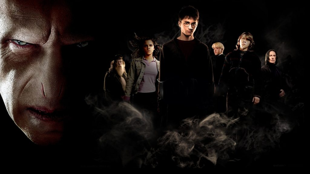 Harry Potter Full HD Background