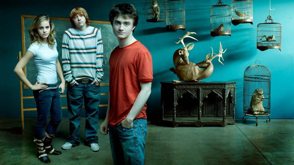 Harry Potter Full HD Background