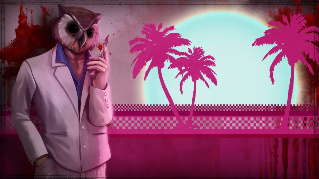 Hotline Miami Full HD Wallpaper