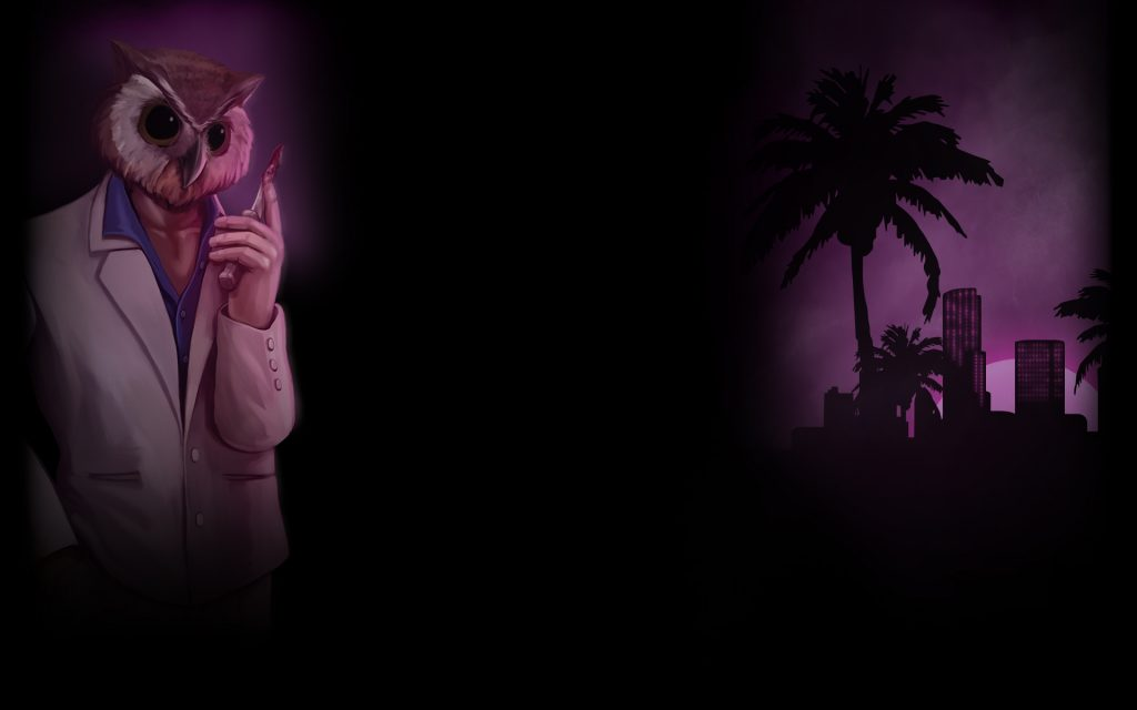 Hotline Miami Widescreen Wallpaper