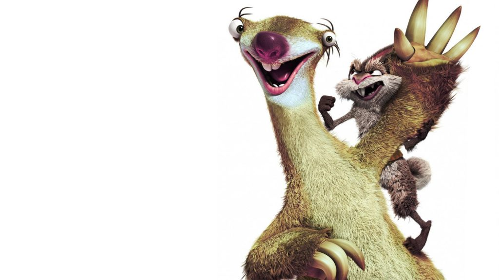 Ice Age: Continental Drift Full HD Wallpaper