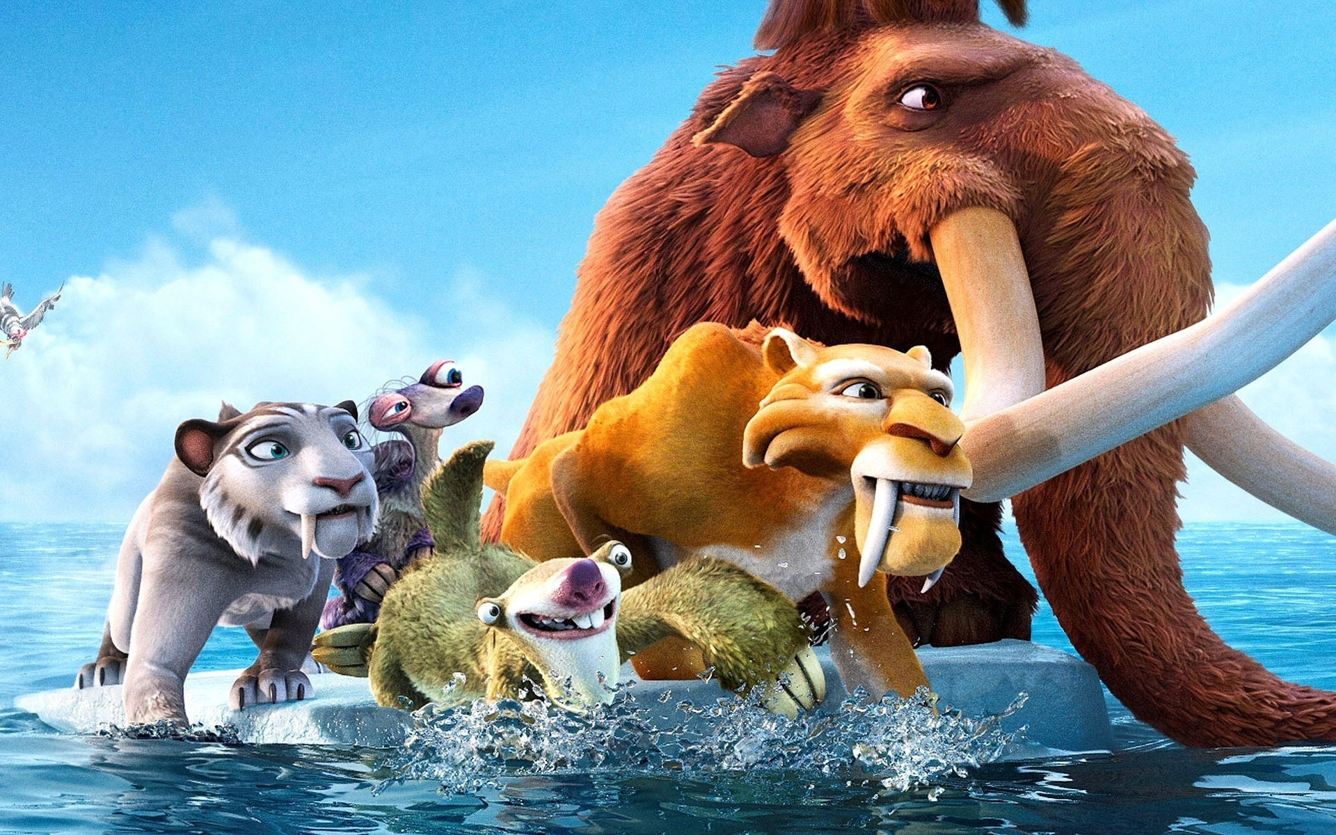 Ice Age: Continental Drift Wallpapers, Pictures, Images