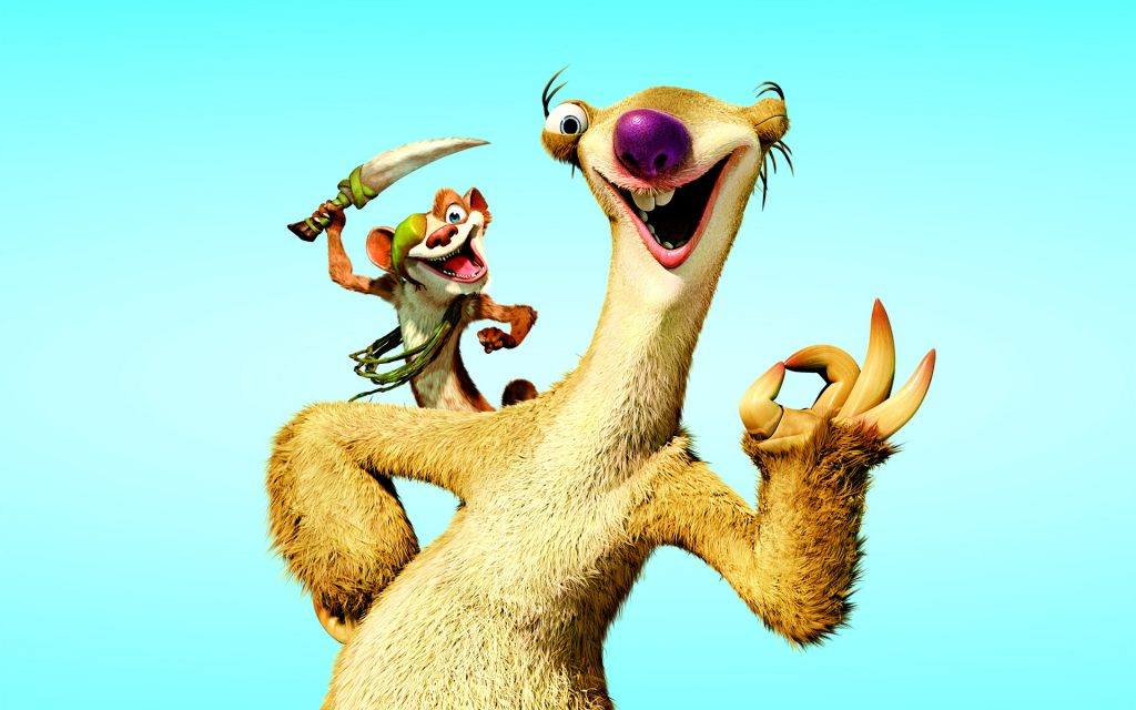 Ice Age: Continental Drift Widescreen Wallpaper