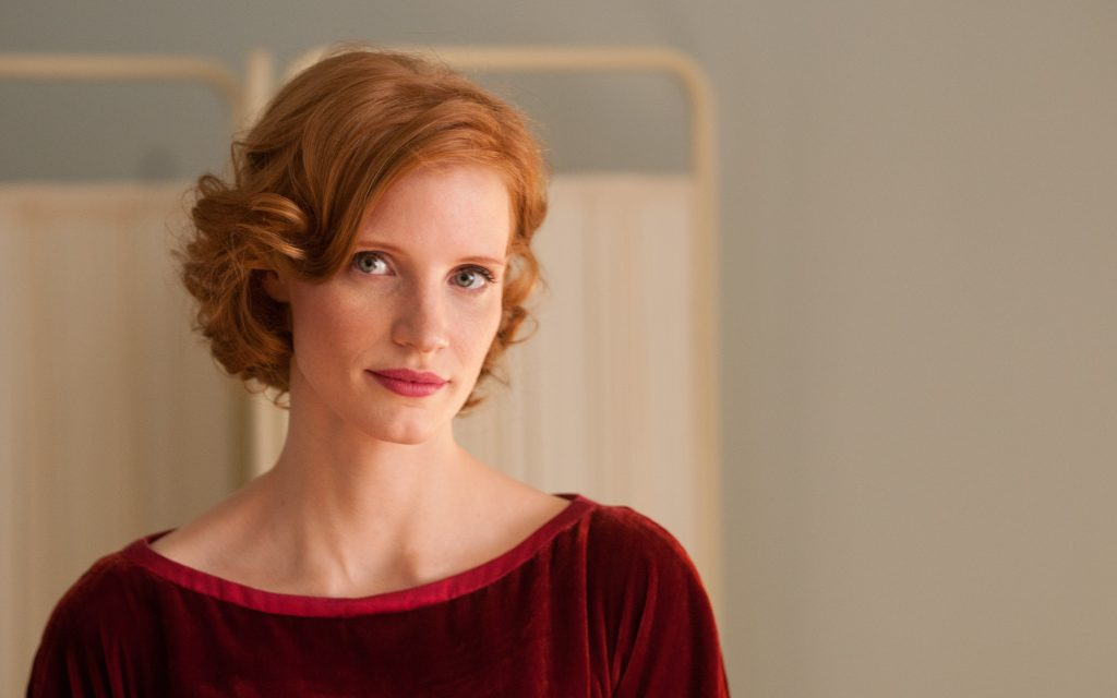 Jessica Chastain Wallpaper