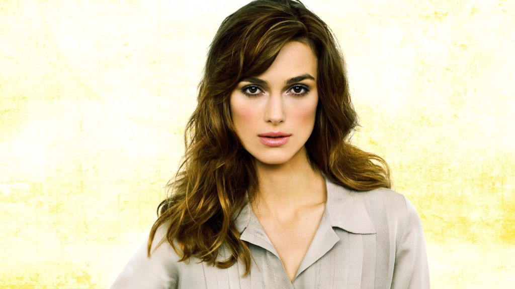 Keira Knightley Full HD Background