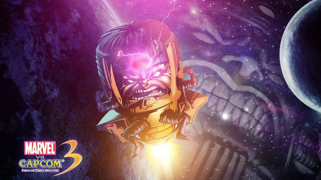 Marvel Vs. Capcom 3: Fate Of Two Worlds Wallpaper