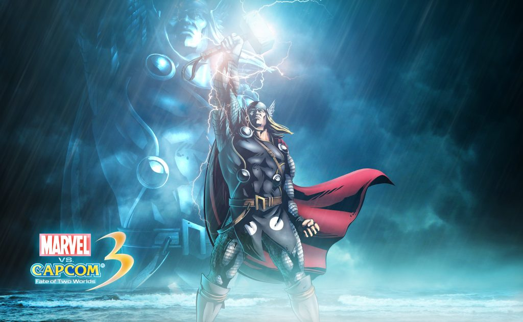 Marvel Vs. Capcom 3: Fate Of Two Worlds Wallpaper
