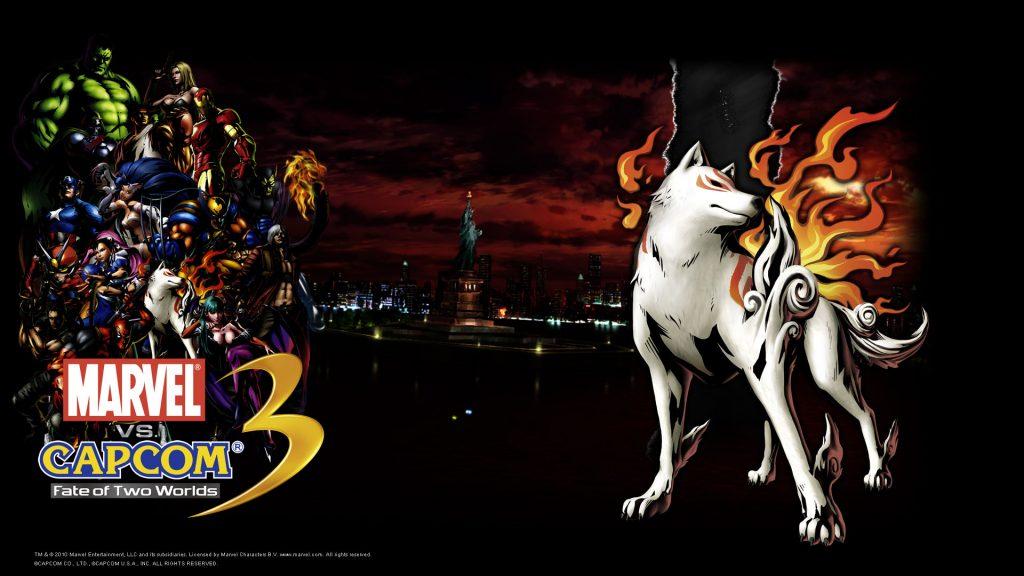 Marvel Vs. Capcom 3: Fate Of Two Worlds Full HD Wallpaper