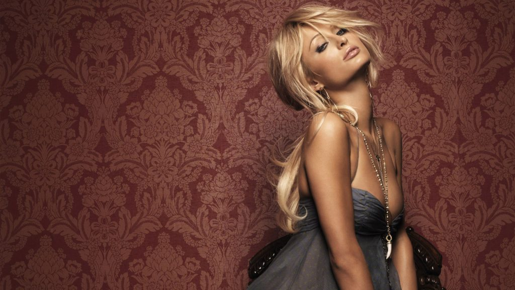 Paris Hilton Full HD Wallpaper