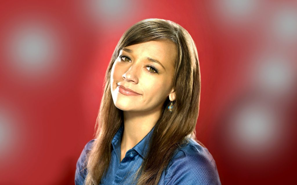 Rashida Jones Widescreen Wallpaper