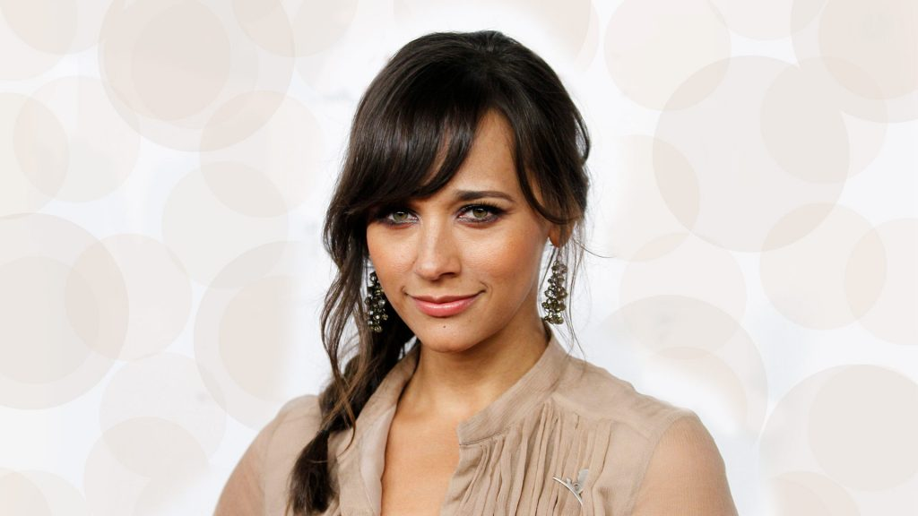 Rashida Jones Full HD Wallpaper