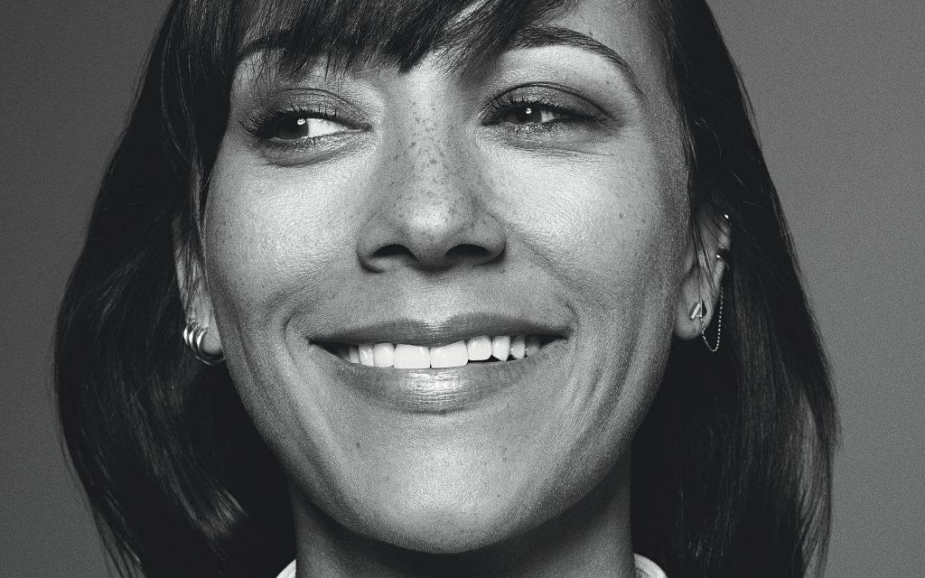 Rashida Jones Widescreen Wallpaper