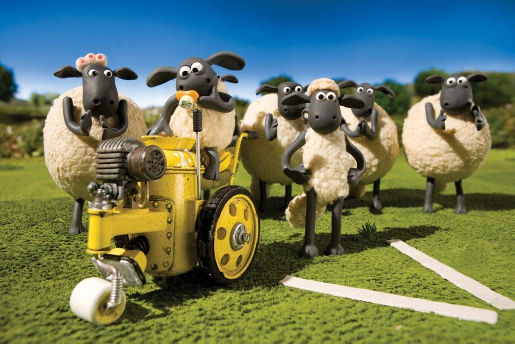 Shaun The Sheep Movie Wallpaper