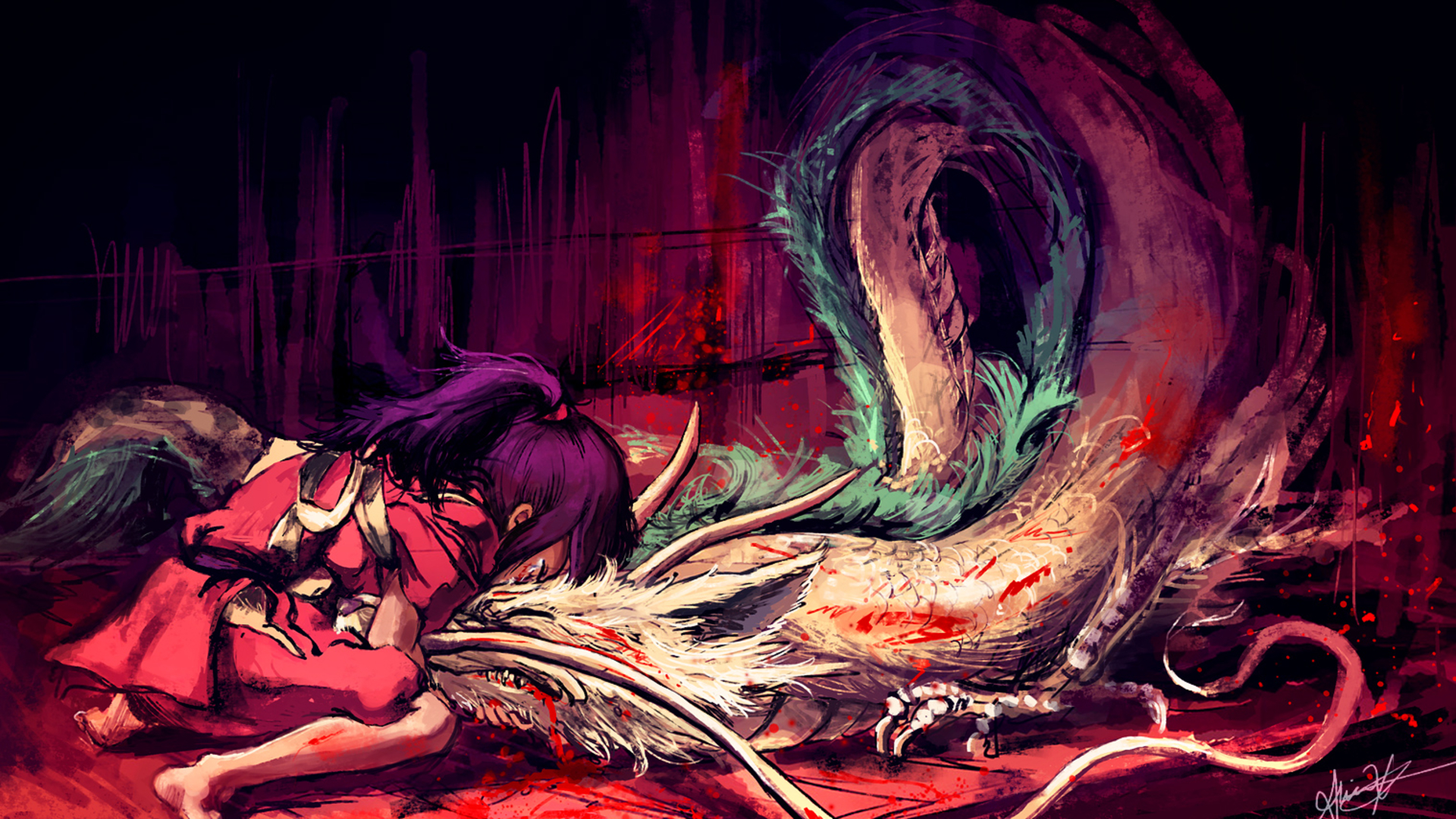 Spirited Away Wallpapers Pictures Images