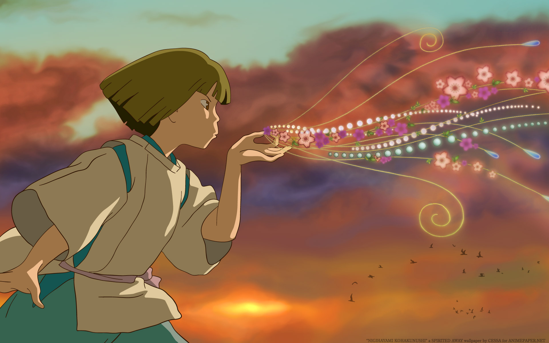 Spirited Away Quotes Spirited Away Wallpapers Pictures Images