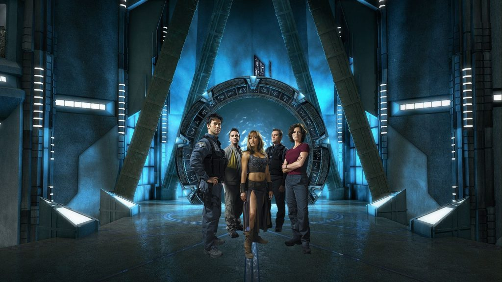 Stargate Atlantis Full HD Wallpaper
