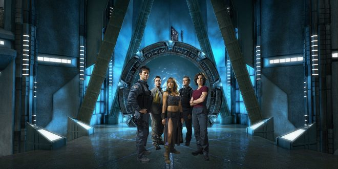 Stargate Atlantis Wallpapers