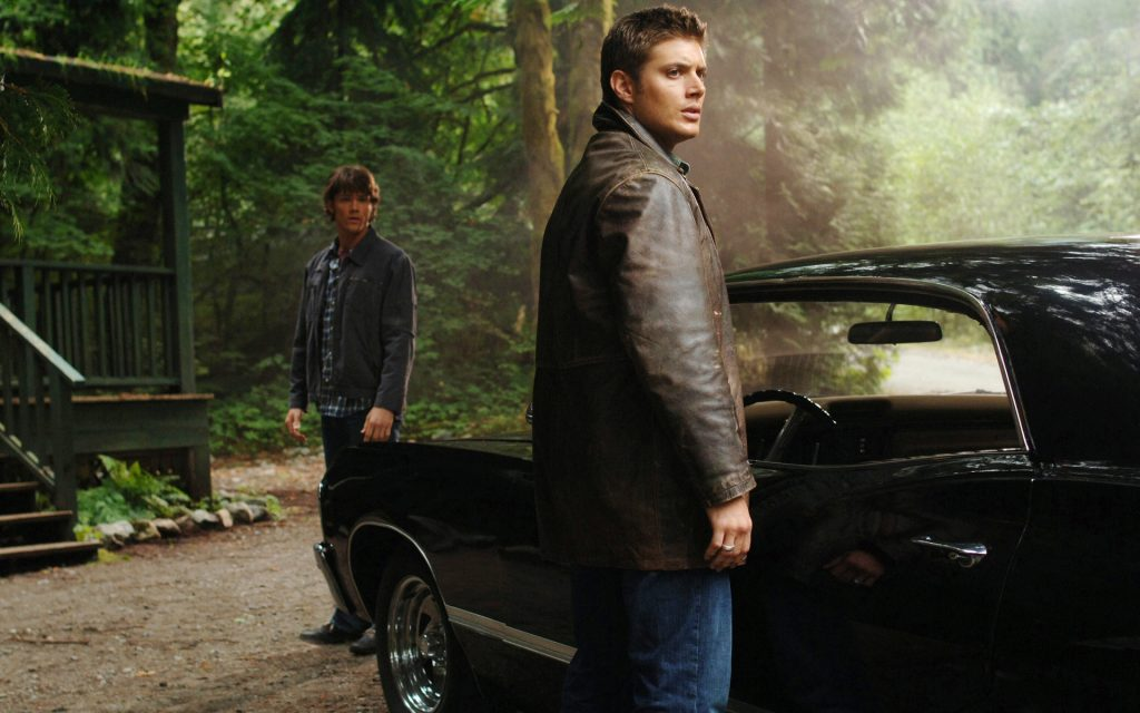 Supernatural HD Widescreen Background