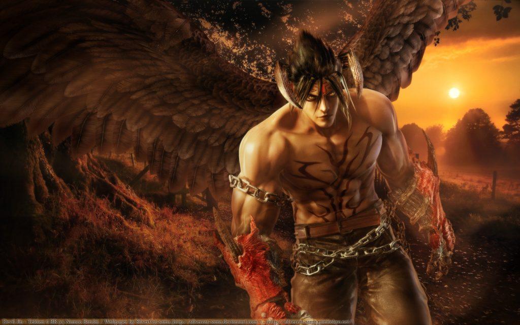 Tekken Widescreen Wallpaper